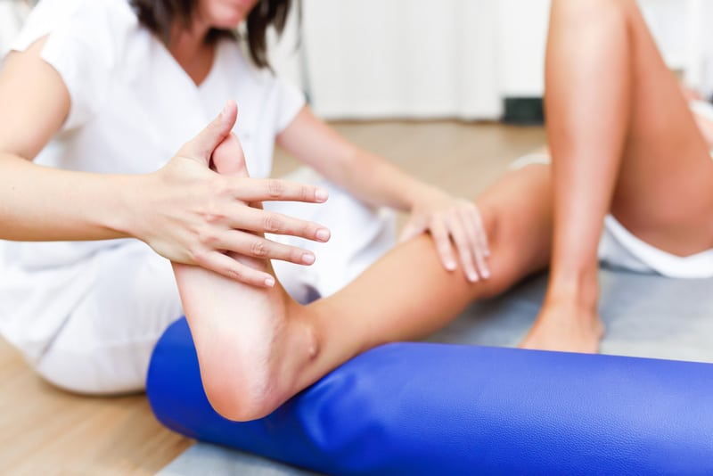 Sprains Treatment